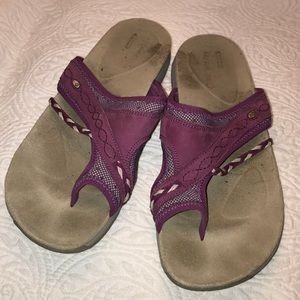 Merrell Hollyleaf Women's Dark Purple Sandal